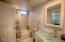 En Suite bathroom tub/shower