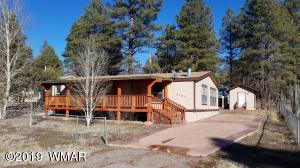 4185 Forest Glade Drive, Show Low, AZ 85901
