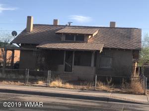 601 W Third Street, Winslow, AZ 86047