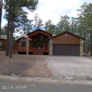 5406 Mountain Gate Circle, Lakeside, AZ 85929