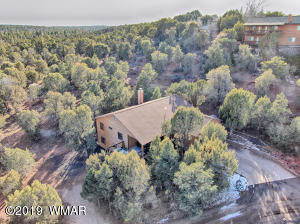 848 Heart Straight Lane, Show Low, AZ 85901