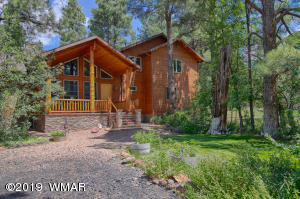 702 Flag Hollow Road, Lakeside, AZ 85929