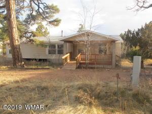 2177 Gingerbread Trail, Overgaard, AZ 85933