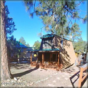 3340 Little Pine Drive, Overgaard, AZ 85928