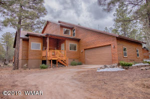 1541 N Blue Grass Ranch, Lakeside, AZ 85929