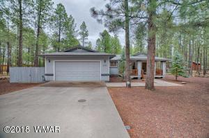 2849 Blue Lake Circle, Pinetop, AZ 85935