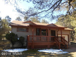 2141 Wildflower Road, Overgaard, AZ 85933