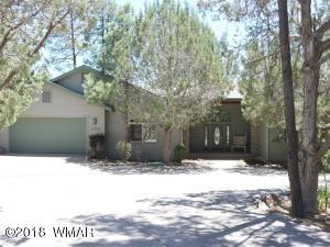 1461 S Wheatgrass Lane, Show Low, AZ 85901