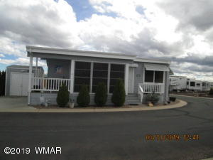 8236 Bogie Loop, LK Lot #242, Show Low, AZ 85901