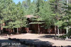 4316 Big Cienega Circle, Pinetop, AZ 85935