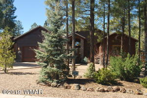 4716 Eagle Nest Court, Lakeside, AZ 85929