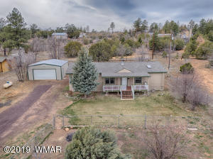 5454 Oak Meadow Way, Pinedale, AZ 85934