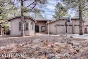 3413 Wild Cat Circle, Pinetop, AZ 85935
