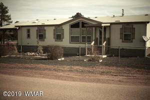 1072 Rim View Drive, Show Low, AZ 85901
