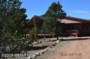 2256 Sunrise Road, Overgaard, AZ 85933