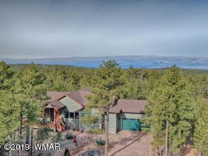 1791 W Snow Creek Trail, Show Low, AZ 85901