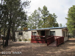 3552 Petes Retreat, Lakeside, AZ 85929