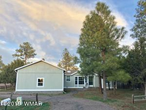 5351 Grey Wolf Drive, Lakeside, AZ 85929