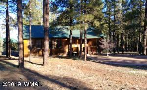 2714 Covered Wagon Trail, Overgaard, AZ 85933