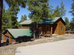 1440 E Meadow View Place, Show Low AZ