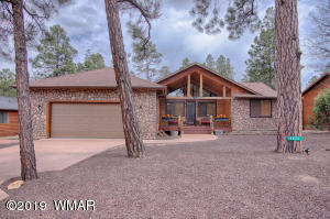 4622 Mountain Gate Circle, Lakeside, AZ 85929