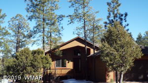 2265 S Aspen Run, Pinetop, AZ 85935