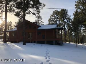 Paradise Mountain Acres #13, Greer, AZ 85927