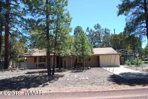 2173 Hashknife Drive, Overgaard, AZ 85933
