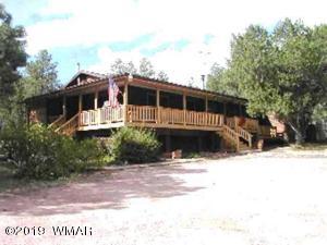 3093 Aspen Road, Overgaard, AZ 85933