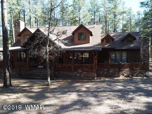 3271 Woodpecker Lane, Pinetop, AZ 85935