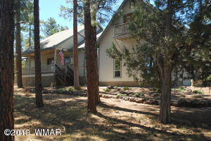 601 W Sierra Pines Drive, Show Low, AZ 85901