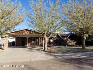 104 Encanto Drive, Holbrook, AZ 86025
