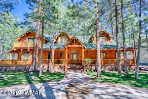 3207 Deep Forest Drive, Pinetop, AZ 85935