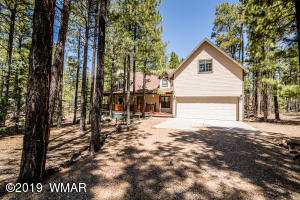2567 Crossman Court, Pinetop, AZ 85935