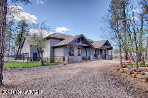 1994 S Pine Lake Road, Pinetop, AZ 85935