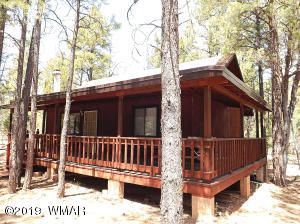 2831 Cattle Trail Road, Overgaard, AZ 85933