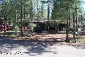 1153 E Cutthroat Lane, Pinetop, AZ 85935
