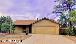 2012 Lexington, Overgaard, AZ 85933