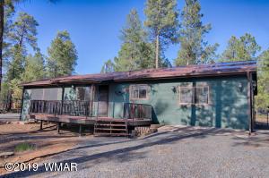 1531 Ox Bow Drive, Lakeside, AZ 85929