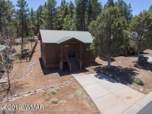 4831 W Cottage Loop, Show Low, AZ 85901