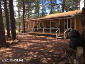 2170 Wildlife Trail, Overgaard, AZ 85933