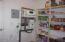 Huge walk in pantry