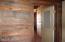 Beautiful barn wood walls