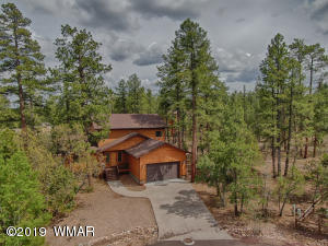 2063 Pinecone Lane, Pinetop, AZ 85935