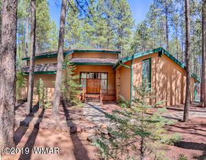 8317 Wild Horse Road, Pinetop, AZ 85935