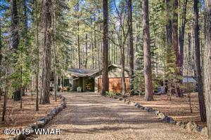2994 White Oak Drive, Pinetop, AZ 85935