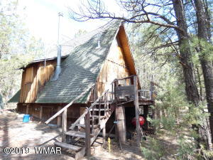 2740 E Navajo Way, Lakeside, AZ 85929