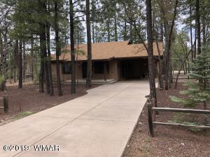 3321 Blacksmith Trail, Pinetop, AZ 85935