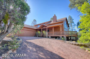 260 S White Fir Lane, Show Low, AZ 85901