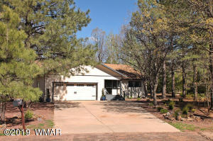 4283 Diamond Creek Circle, Pinetop, AZ 85935